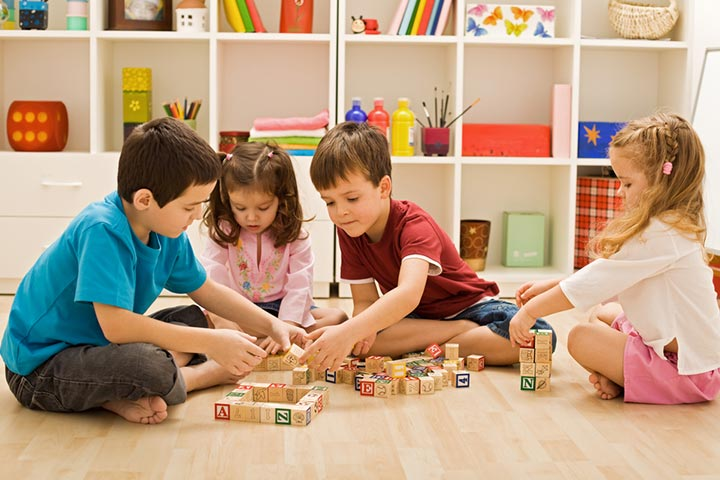Fun Kids Games To Maintain Your Preschooler Busy And Happy