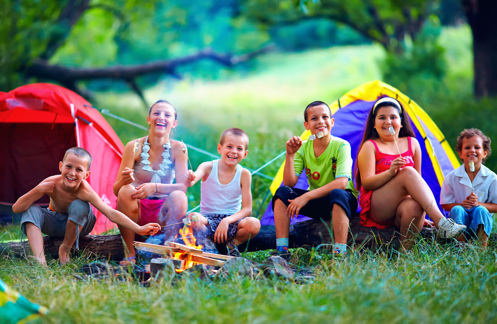 Plan An Enjoyable Kid Camping Activity Outside!