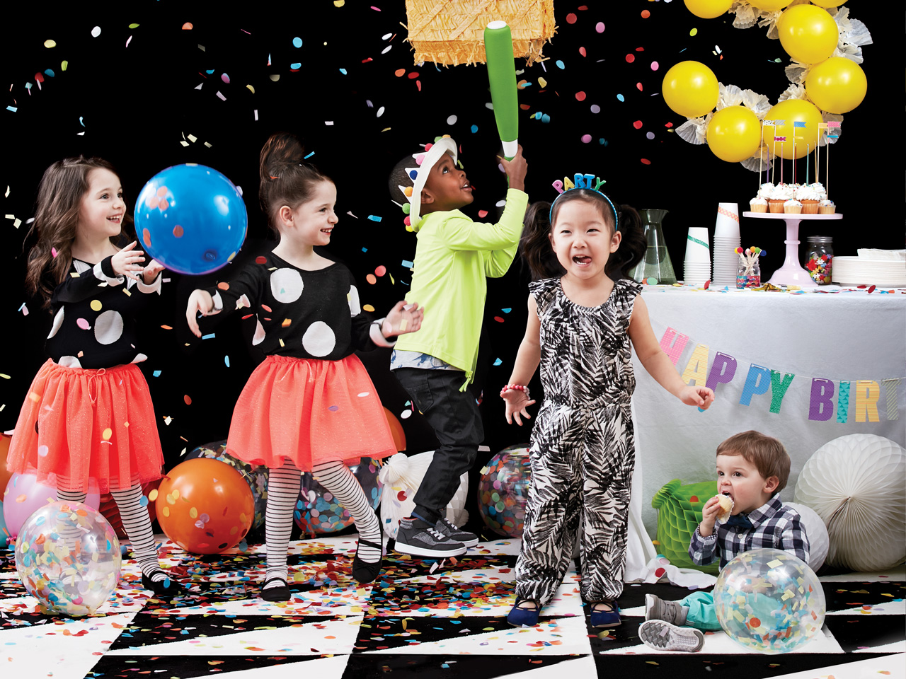 Fun Kids Birthday Celebration Styles to Make You Happy