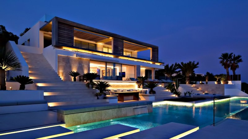 How Much From The Luxury Home