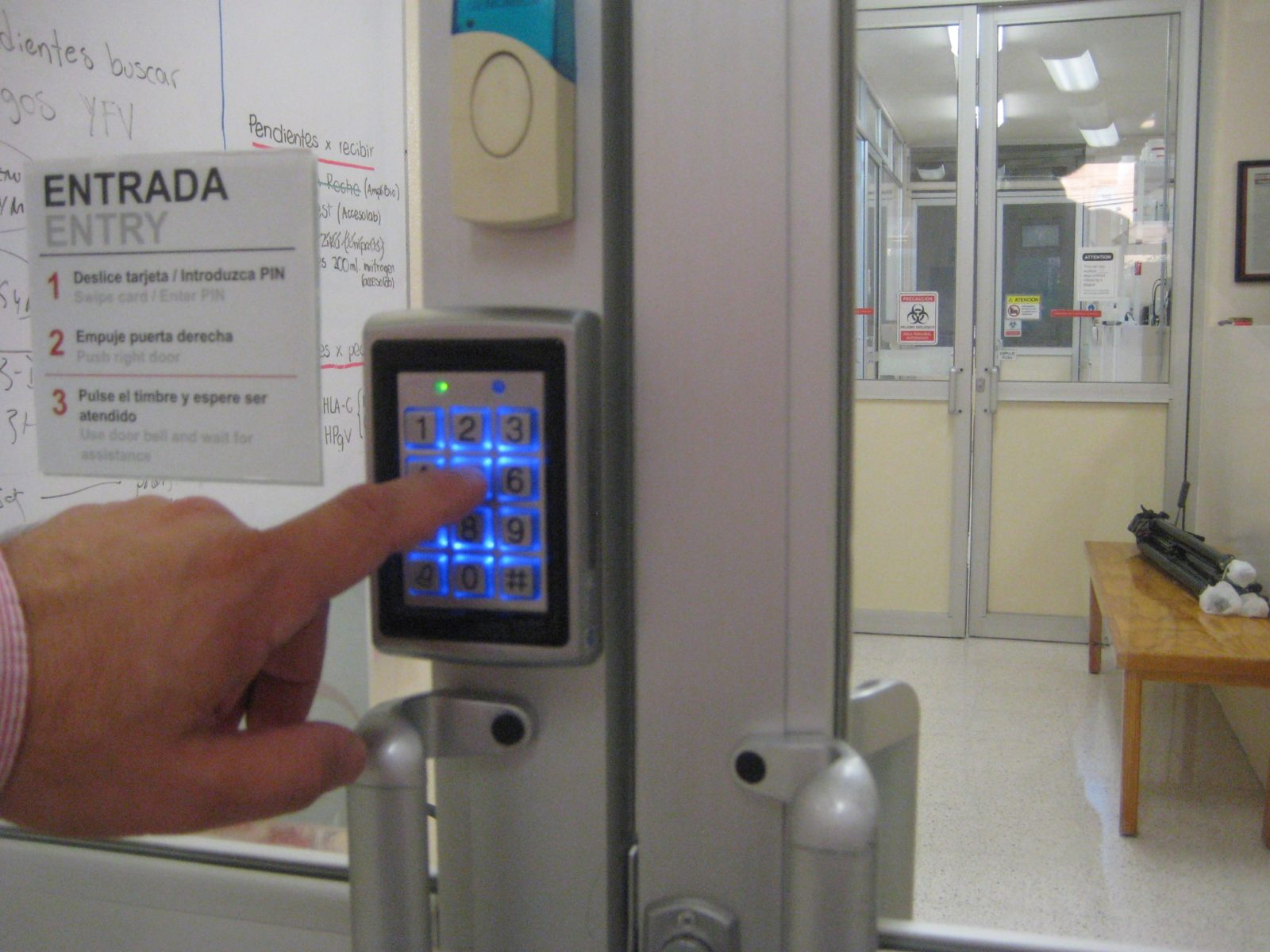 Access Control Systems Are The Future of Security